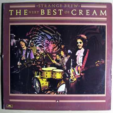 Cream - Strange Brew - The Very Best Of Cream - 1983 Po...