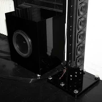CYBAT CUSTOM SPEAKER ONE