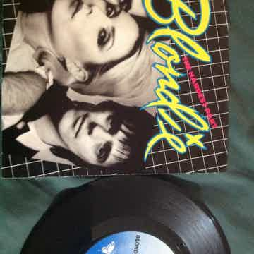 Blondie - The Hardest Part/Sound A Sleep Chrysalis Reco...