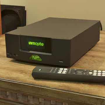 UnitiQute 2 Integrated Amp/Streamer