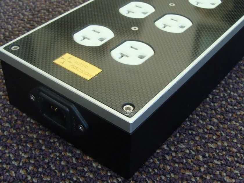 Weizhi Precision PRS-6 Reference Power Distributor/Conditioner MSRP $3,200.00
