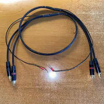 Tonearm cable