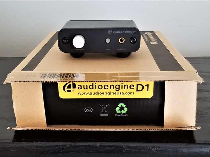 Audioengine D1 Headphone Amplifier / Preamplifier / DAC - reduced