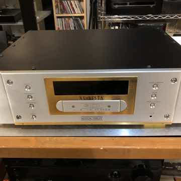 Musical Fidelity Nu-Vista 3D Tube CD Player