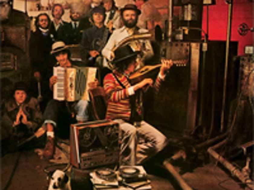 Bob Dylan and The Band The Basement Tapes MoFi Limited Edition 180g 2 LPs