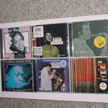 Sarah Vaughan  Coltrane Miles Getz Dinah