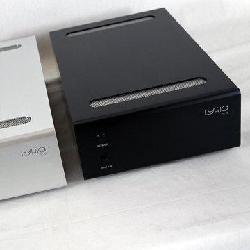 Lyric Audio PS 10 MC/MM tube phone amplifier