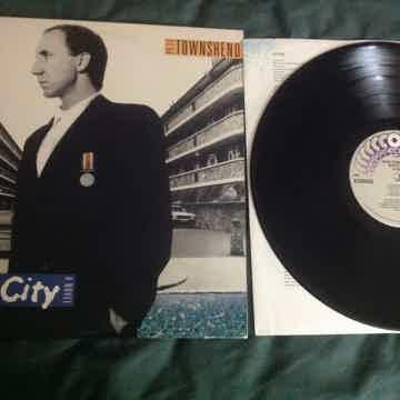 Pete Townshend  White City A Novel Columbia Record Club...