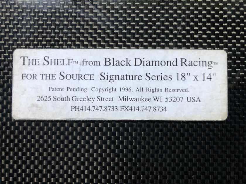 "Black Diamond Racing Shelf for the Source 18"" x 14"""