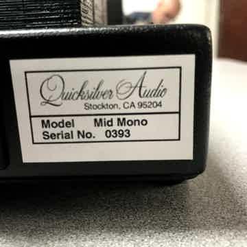 Quicksilver Mid Mono
