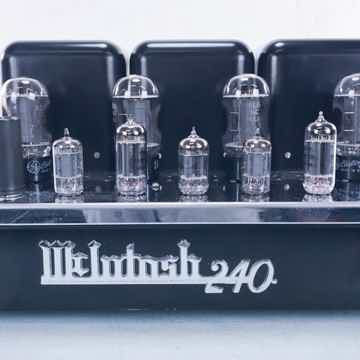 MC240 Vintage Stereo Tube Power Amplifier
