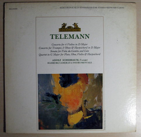 Telemann / Hamburg Camerata Instrumentale