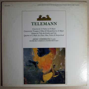 Telemann / Hamburg Camerata Instrumentale - Concerto Fo...
