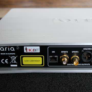 Aria 2TB SSD Media Server w/DAC