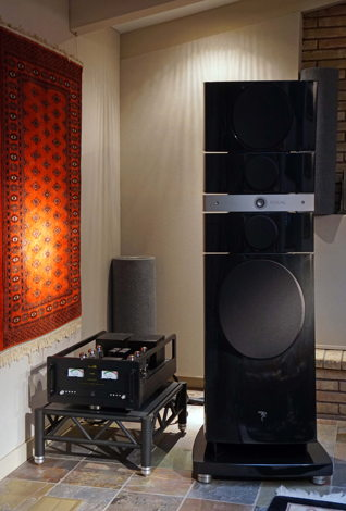 Allnic M-5000 Black with Focal Grande EM