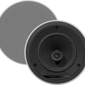 B&W CCM684 In Wall Speakers
