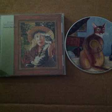 Joni Mitchell - Taming The Tiger Reprise Records Compac...
