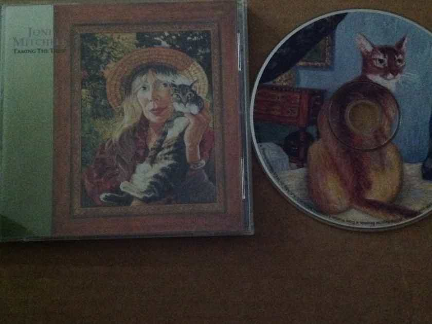 Joni Mitchell - Taming The Tiger Reprise Records Compact Disc