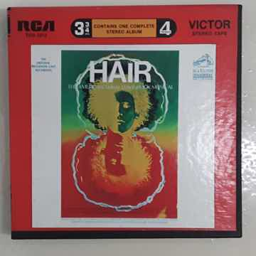 Hair The American Tribal Love-Rock Musical (Orig Cast)