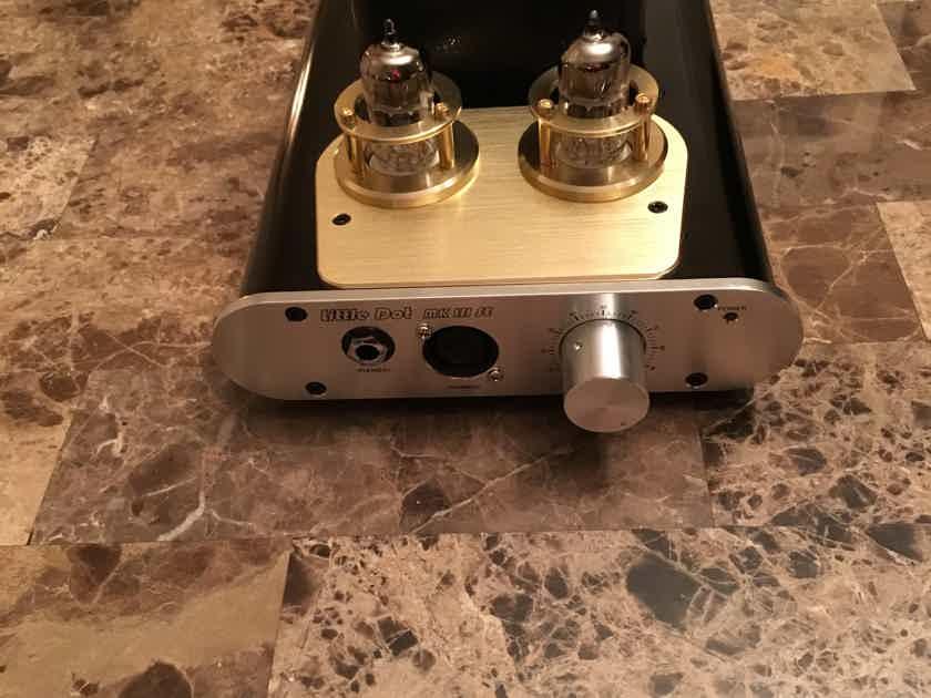 Little Dot Amplifiers Little Dot MK III SE Tube HP amplifier