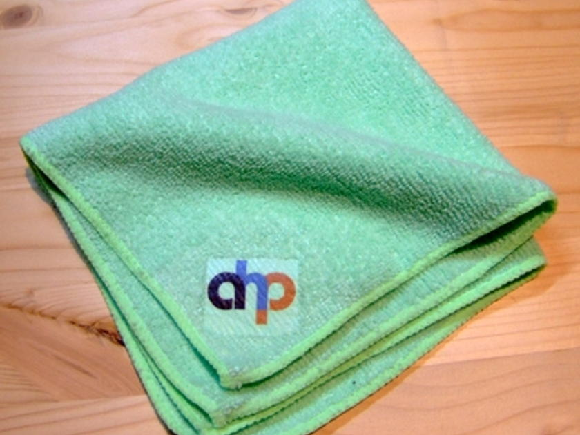 ahp Klangtuch III - anti-static cloth for digital discs  from Germany