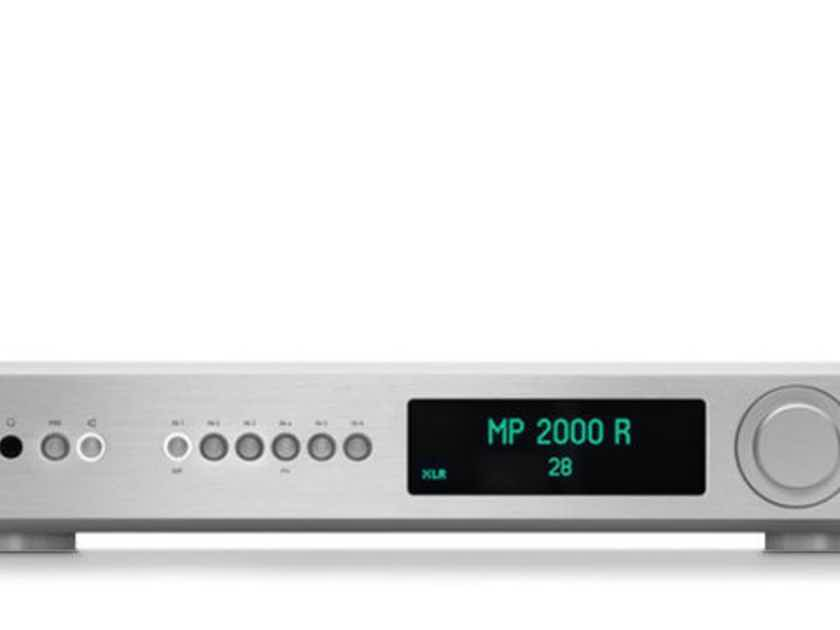 T+A PA2000R Silver finish Integrated Amplifier Store DEMO