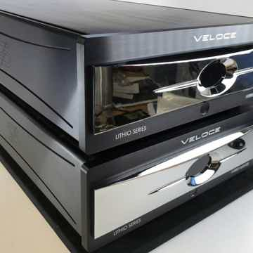 Veloce Audio Saetta Monaural Amplifiers