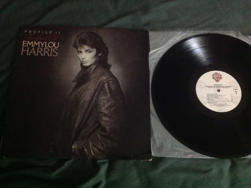 Emmylou Harris - Profile II The Best Of Warner Brothers Records NM