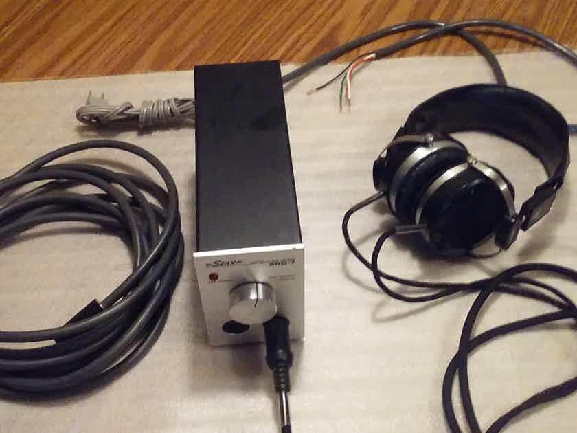 Stax SRD-7 PROFESSIONAL srxmk3 electrostatic headphones