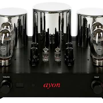 Ayon Audio Spirit III Integrated Class A BEST OF SHOW! ...