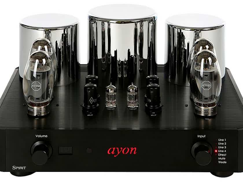 AYON AUDIO SPIRIT III - Class A BEST OF SHOW! 6 YEARS!