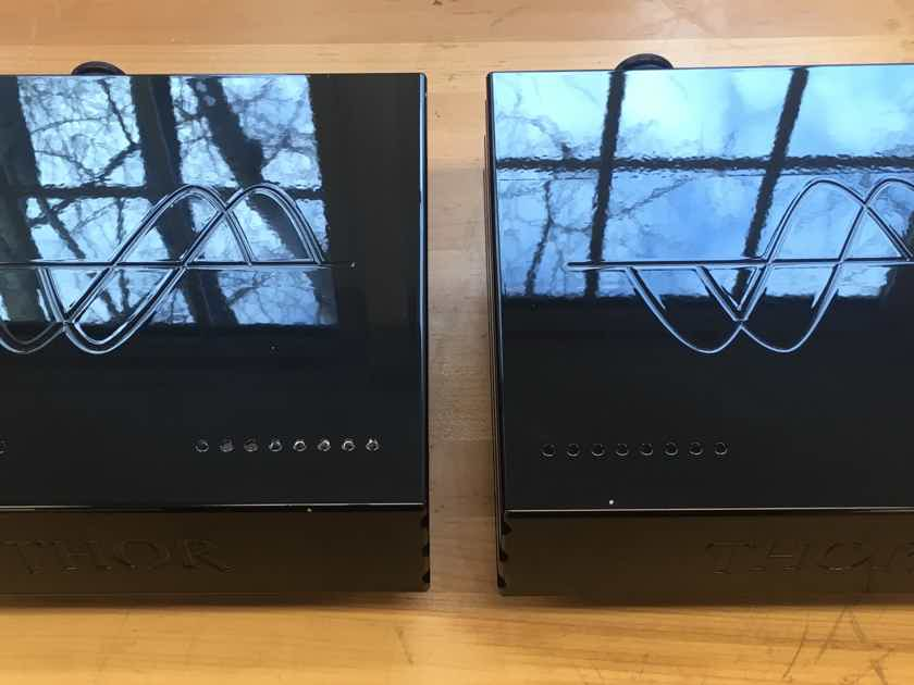 Merrill Audio  Thor Monoblock Amps