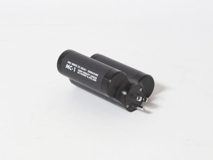 High Fidelity Cables MC-1 Professional Series Double Helix Plus Signature
