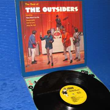 """The best of the Outsiders"" -"