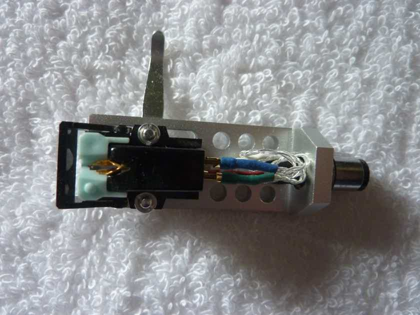 SHURE M75G TYPE 2 CARTRIDGE WITH HEAD SHELL EXCELLENT
