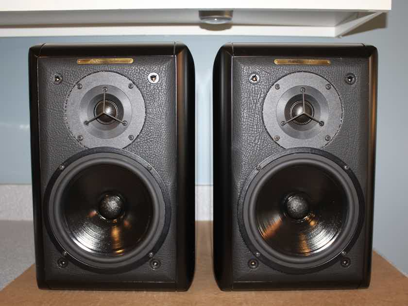 Sonus Faber Minuetto speaker pair EXCEPTIONAL SOUNDING SMALL MONITORS