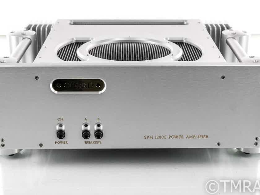 Chord SPM 1200E Stereo Power Amplifier; 1200 E (Demo) (26618)