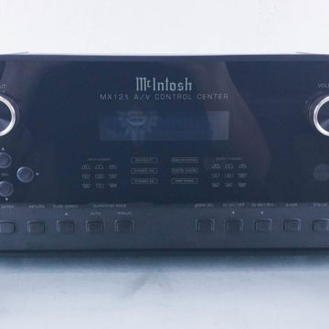 MX121 7.1 Channel Home Theater Processor