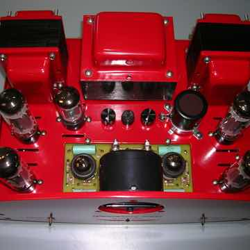 DYNACO BY WILL VINCENT.....RED, 70 WATTS...... DYNACO -ST-70