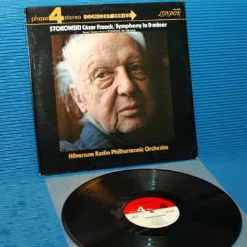"""FRANCK / Stokowski  - """"D minor Symphony"""" - London Phase..."""