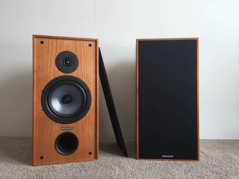 Spendor SP2/3R2 - classic British sound