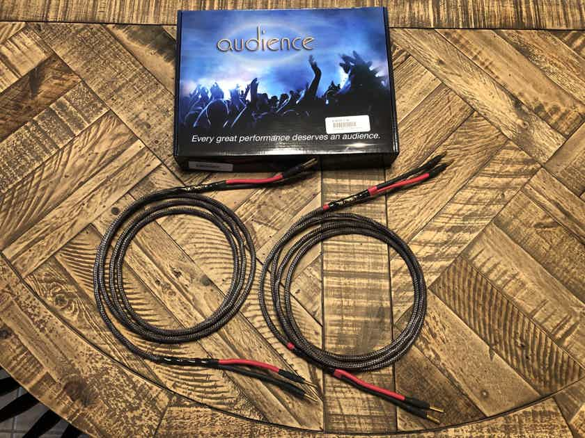 Audience Ohno III Speaker Cables - 2.5M Pair