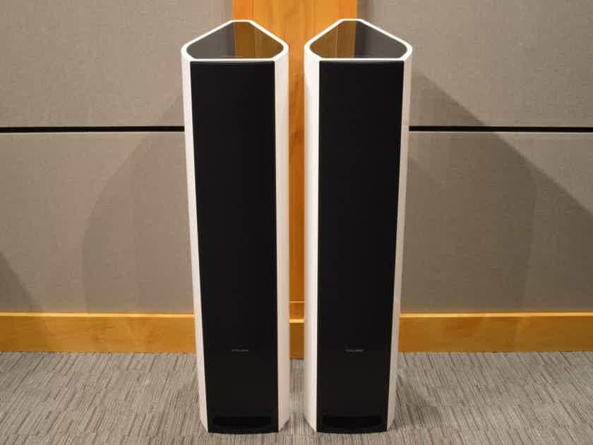 Sonus Faber Venere 2.5 Floor-Standing Loudspeakers - GLOSS WHITE