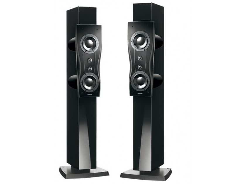 Dynaudio Confidence C2 Platinum Floorstanding Speakers: Excellent Trade-In; 8 Yr. Warranty; 57% Off