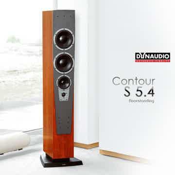 Contour S5.4 speakers