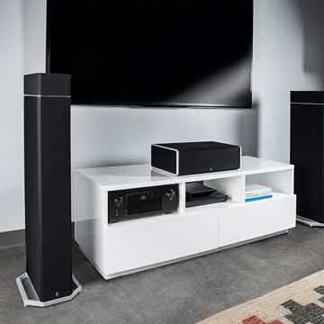 DENON and DEFINITIVE TECHNOLOGY AVR-X8500H with BP9080X 5.2.2 Dobly Atmos system