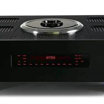 Ayon Audio CD-35 HF  AWARD WINNING - REMARKABLE!