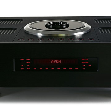 Ayon Audio CD-35 HF  AWARD WINNING - REMARKABLE!