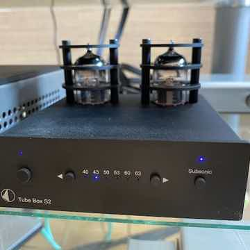 Pro-Ject Tube Box S2 Phono Pre-Amp