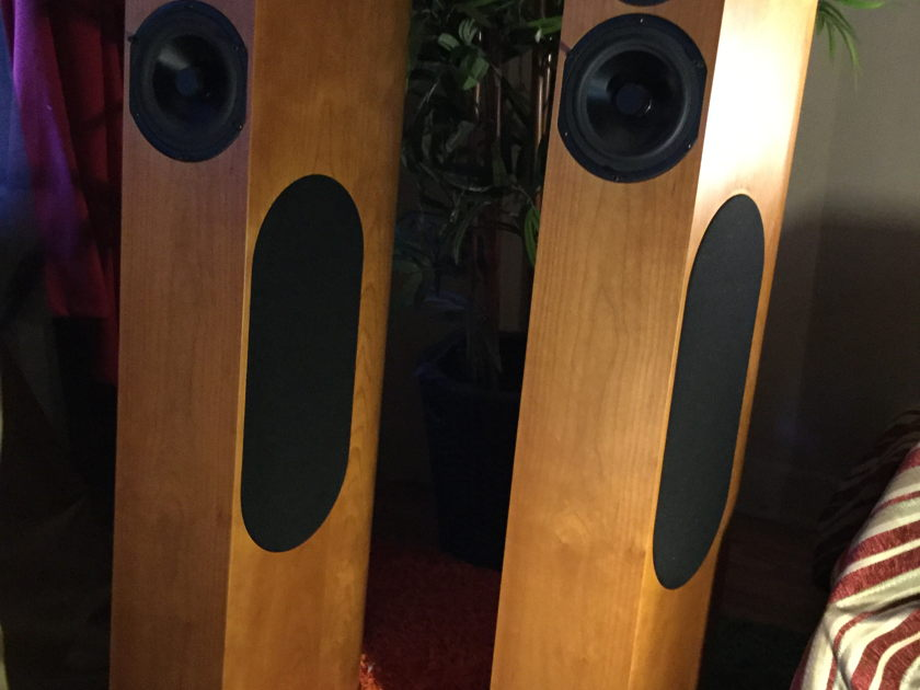 Audio Physics Tempo 5 Cherry wood finish